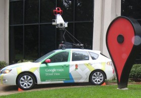 Les photos insolites de Google street View
