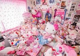 Bienvenue à Hello Kitty Land
