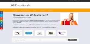 WP-Promotions.fr: le site qui répertorie les nombreuses promotions WordPress