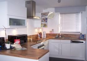 Installer une cuisine équipée