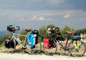 Ces voyageurs qui partent faire le tour du monde à vélo