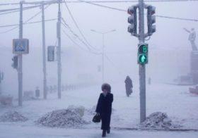 Le village le plus froid du monde
